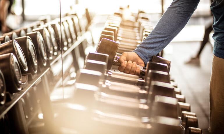 Starting Weight Training